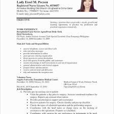 Resume Format For Freshers Bank Job Inspirational Best It Cv
