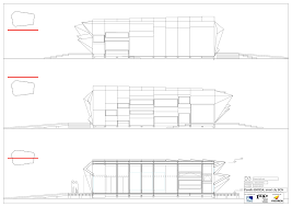 100 Barcelona Pavilion Elevation Gallery Of Endesa Institute For Advanced Architecture Of