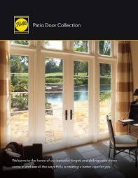 Pella 350 Series Vinyl Sliding Doors • Sliding Doors Ideas