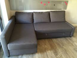 Friheten Corner Sofa Bed With Storage by Ikea Friheten Corner Sofa Sofa Bed As New In Glasgow City