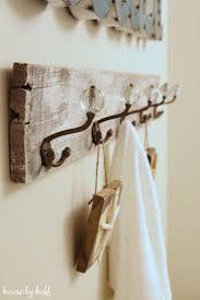 Stylish Ideas Bathroom Towel Hook Rack Charming Design Best 25 Pallet On Pinterest Rustic