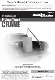 Download Harbor Freight Tools 1/2 Ton Capacity Pickup Truck Crane ... Download Harbor Freight Tools 12 Ton Capacity Pickup Truck Crane Harbor Freight Crane Page 2 82 Fun Finds For Diyers At The Family Hdyman With Cable Winch Chevy Garage Hoist Question Archive Ranger Station Forums Suppliers And Old Man Boom Setup Arboristsitecom Review Moving Massive 65 Inch Well It Worked Once Least Freight Man Trucking Best 2018 Homemade Gantry Crane Classic Cars