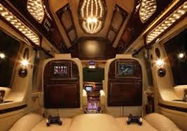 Executive Limo Van Conversions