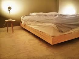 King Platform Bed With Upholstered Headboard by Bedroom Custom Made Austin Bedroom Homemade King Size Platform
