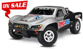 Traxxas Slash 4x4 Short Course Race Truck With ID Tech TRA70054-1 ...