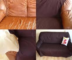 comment faire une housse de canapé comment refaire un canape en cuir comment faire une housse de