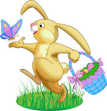 Easter on easter bunny clip art and bunnies 2 clipartix