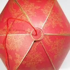 Make A Paper Star Lantern