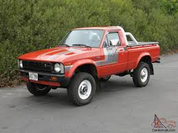 1980 TOYOTA 4WD SPORT TRUCK - 49K Original Miles, Original Paint ... 1980 Toyota Hilux Custom Lwb Pick Up Truck Junked Photo Gallery Autoblog Tiny Trucks In The Dirty South 2wd Pickup Has A 1980yotalandcruiserfj45raresofttopausimportr Land Gerousdan562 Regular Cab Specs Photos Modification Junk Mail Fj40 Aths Vancouver Island Chapter Trucks For Sale Las Vegas Best Of Toyota 4 All Models Truck Sale