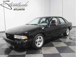 1993 to 1995 Chevrolet Impala SS for Sale on ClassicCars