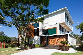 100 Houses Built From Shipping Containers Australia Graceville Container House Brisbane Architecture