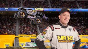 What's It Take To Drive A Monster Jam Truck? We Quiz Champion Driver ... Axial Smt10 Maxd Monster Jam 110th Scale Electric 4wd Truck Rtr Other Colctable Toys Revell Snaptite Build And Play Rumbled Out Of The Pit Julians Hot Wheels Blog 10th Anniversary Edition 125 Rmx851989 Hobbies Amain Kelebihan Team Flag Max D Diecast Dan Harga Hotwheels 164 Terbaru 101 Daftar Amazoncom 124 Games New Bright Maximum Destruction 110 Rc Toy R Us Best Resource Model Kit Scratch Axial Smt10 Maxd Monster Trucks Youtube