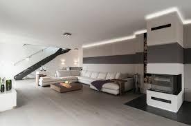 penthouse innenausbau innenarchitektur offene wohnräume