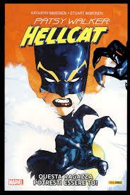 100 Marvel Best Hellcat