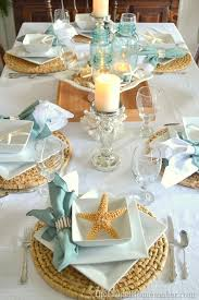 Dining Room Table Decorating Ideas by Best 25 Coastal Dining Rooms Ideas On Pinterest Coastal Light