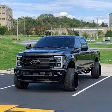 100 Super Lifted Trucks Blacked Out 2017 2018 2019 Ford F 250 Super Duty Powerstroke