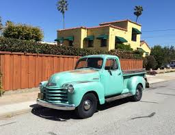 CC Capsule: 1948 Chevrolet Thriftmaster Pickup – An All-American Classic