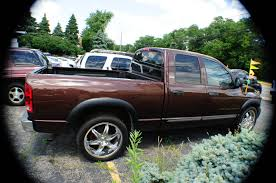 2002 Dodge Ram 1500 Brown SLT 4x2 Pickup Truck Sale