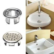 2pcs bad ablassen filter waschbecken überlauf ersatz