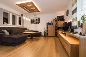 modernes wohnzimmer aus eiche auch tischlerei