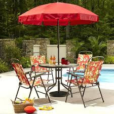 Kmart Lawn Chairs Remarkable Beautiful Red Umbrella And Fabulous