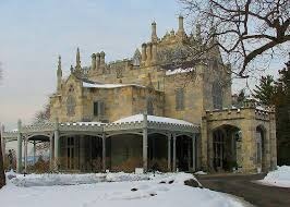 Lyndhurst In Tarrytown New York Is A Landmark Example Of Gothic Revival Architecture