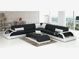 canapé noir et blanc canape convertible noir et blanc top size of salon canape
