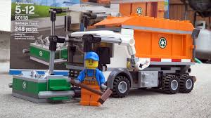 Kid's Corner: LEGO City 60118 Garbage Truck Review & Demo - YouTube Lego City 4432 Garbage Truck In Royal Wootton Bassett Wiltshire City 30313 Polybag Minifigure Gotminifigures Garbage Truck From Conradcom Toy Story 7599 Getaway Matnito Detoyz Shop 2015 Lego 60073 Service Ebay Set 60118 Juniors 7998 Heavy Hauler Double Dump 2007 Youtube Juniors Easy To Built 10680 Aquarius Age Sagl Recycling Online For Toys New Zealand
