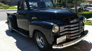 1952 Chevy 3100, 1954 Chevy Truck For Sale Ebay | Trucks Accessories ...