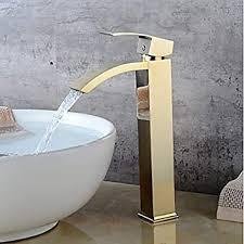 wasserhahn wasserhähne modern gold hotel badezimmer