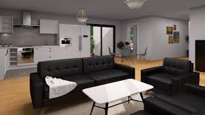 100 Bungalow House Interior Design House Interior Design And 3d Floor Plans Model SPF