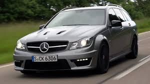 2014 Mercedes-Benz C63 AMG Edition 507 Wagon! The Modern Hammer ...