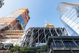 Culture Shed Hudson Yards by The Shed At Hudson Yards Is Getting Its Retractable Outer Shell