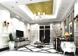 Living Room Ceiling Design Ideas For Simple Square Wooden Table Blue Gypsum Designs Drywall High