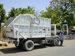 Egypt Garbagecollecting Trucks Of The German Amoun Project To Keep ...