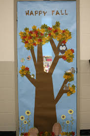 Thanksgiving Classroom Door Decorations Pinterest by Happy Fall Classroom Door Cover Ideas Pinterest Fall