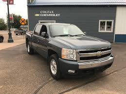Colfax - Used 2007 Chevrolet Silverado 1500 Vehicles For Sale