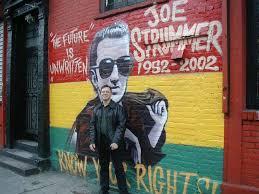 joe strummer r i p again forgotten new york