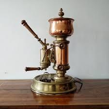 Vintage Coffee Machine By Stephen Ugolini