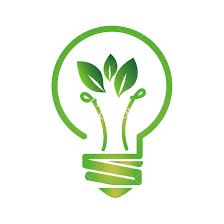 eco friendly light bulb concept vector icons by canva