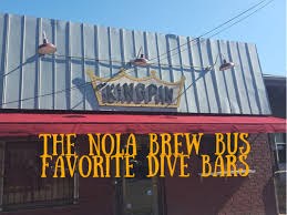 NOLA Brew Bus Top 10 Dive Bars In New Orleans Mapping New Orleanss Best Hotel Pools Qc Hotel Bar Orleans Boutique Live It Feel The 38 Essential Restaurants Fall 2017 14 Cocktail Bars Best 25 Orleans Bars Ideas On Pinterest French Quarter Southern Decadence Gay Mardi Gras Years Eve Top 10 And Restaurants In Vitravels Arnauds 75 Cocktails Guide Nolacom Flatiron Cluding Raines Law Room The Nomad