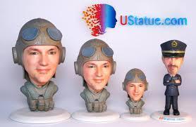 3d Printed U Statue
