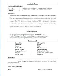 Resume Samples Mechanical Engineer Top Resumes Formats Best For Freshers Format Fresher Engineers