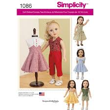 No Sew Doll Clothes Patterns