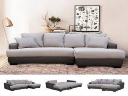 canapé droit design canapé canape angle droit unique canapã d angle droit design gris