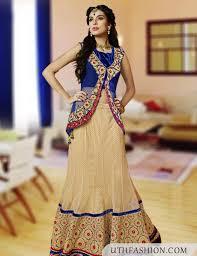 Latest Lehenga Choli Designs For Girls