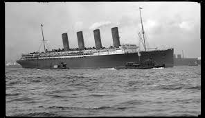 lusitania 100 years after its sinking a fight rages over its remains
