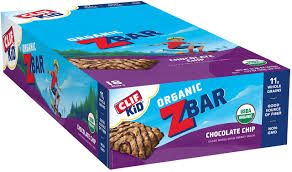 Amazon Clif Bar Z Chocolate Brownie Box Of 18127