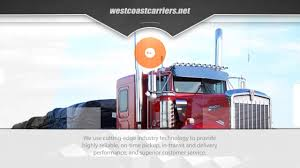 West Coast Carriers | Refrigerated Trucking Services - YouTube Cti Trucking Truck With Dry Bulk Trailer Youtube Iwx Iwxmotorfreight Twitter Saia Ltl Freight Intertional Truck Pulling Doubles Amazoncom Dakine Mens Rail Trucker Hat Black Sports Outdoors Motor Freight Inc Kingman Az January 2015 I75 In Oh Part 2 Db3imaging On Congrats To Cbellracing Wning John Brochureinside1024x791jpg Trucks Big Rigs Tonkin Dcp Post Them Up Page 3 Hobbytalk Into Missouri I44 Joplin Mo Springfield