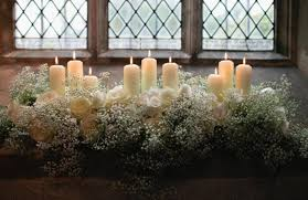 Rustic Wedding Decorations For Church Country